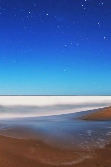 Yıldızlı Gökyüzü Plajı