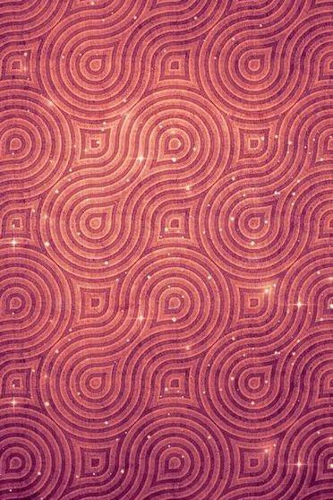Rotation Pattern Mauve