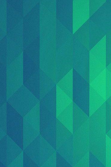 Blue Green Patterns