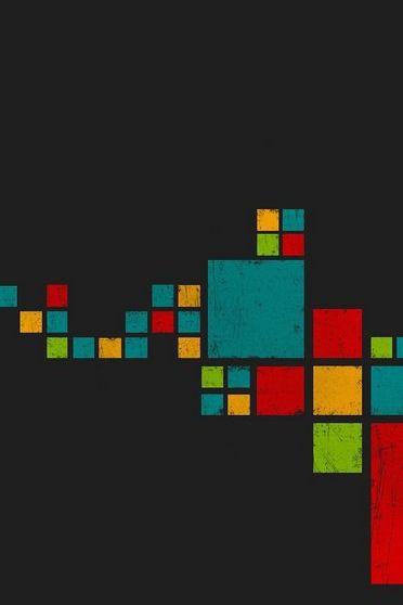 Grunge Cubes