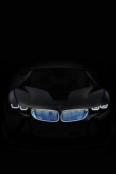 BMW In Dark