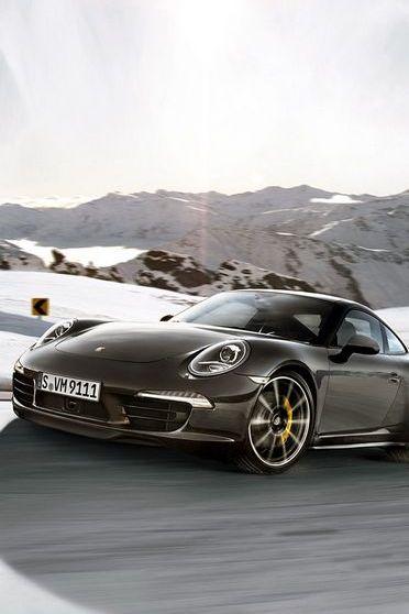 Elegant Porsche