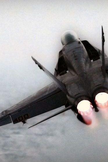 F 18C Hornet