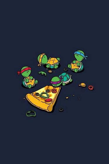 Pizza Turtles