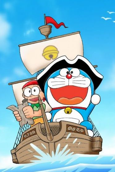 Doraemon Pirates