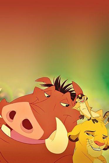 Lionking Friends