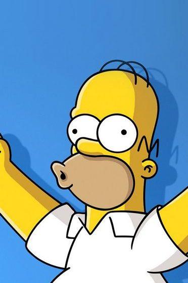 Homer Simpson Yahoo