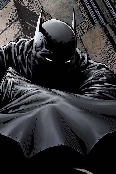 Batman Scary