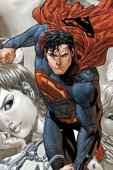 Superman DC Comic