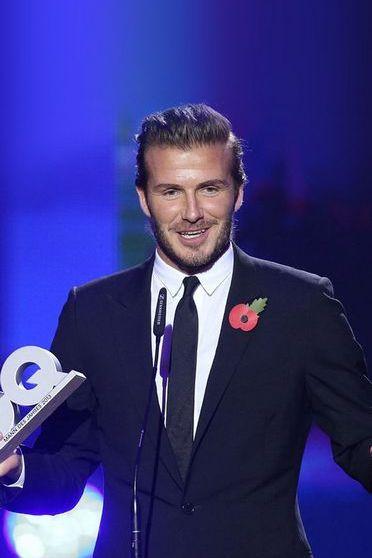 David Beckham Award