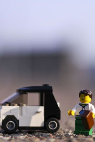 Lego Going Home