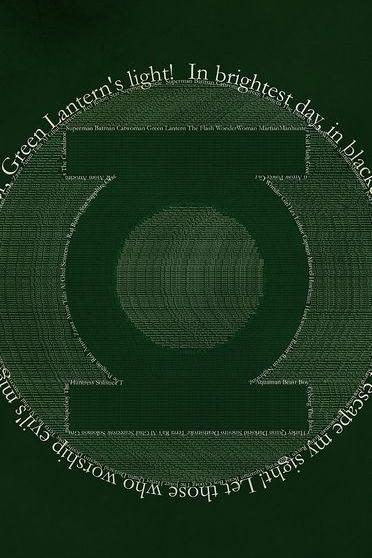 Green Lantern DeLorelle