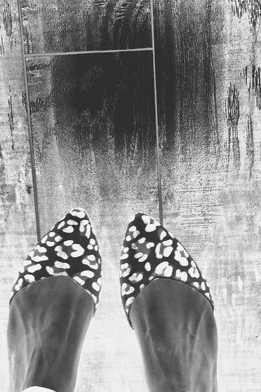 X Ray Shoe