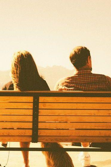 Benchview Couple
