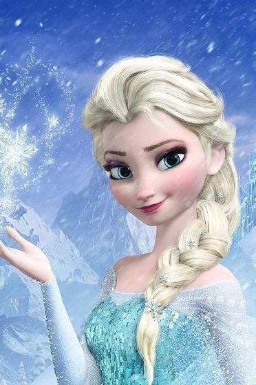 Elsa Frozen Queen