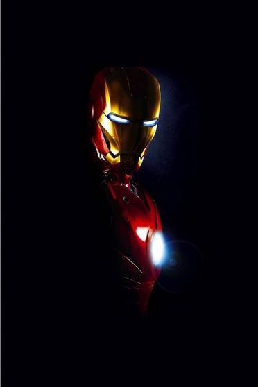 Iron Man #Parallax