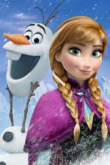 Замороженная Анна