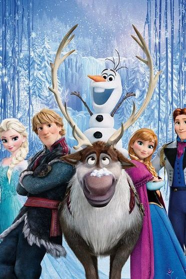 Frozen Family 2