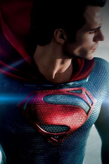 Man Of Steel Proud