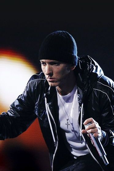 Eminem In Concert