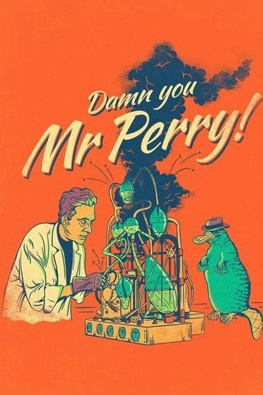 Ông Perry