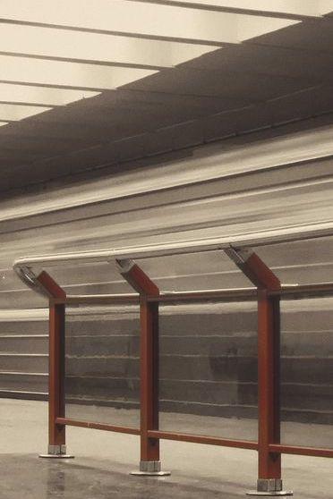 مشهد مترو
