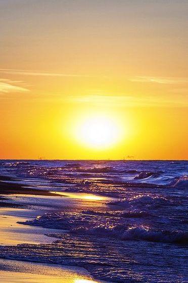 Powerful Sunset