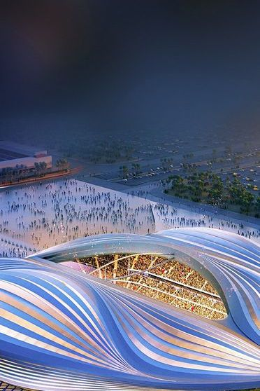 Qatar Worldcup Stadium