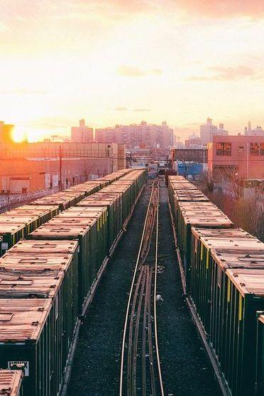 Bushwick High Line