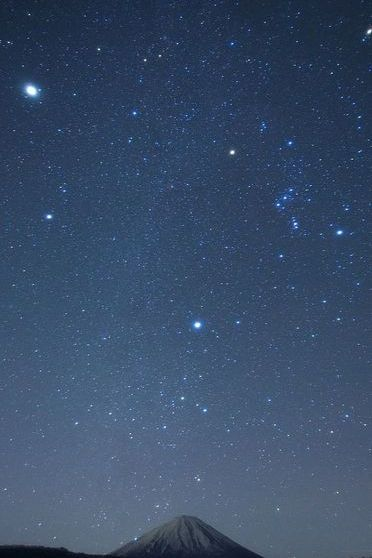 Mount Stars