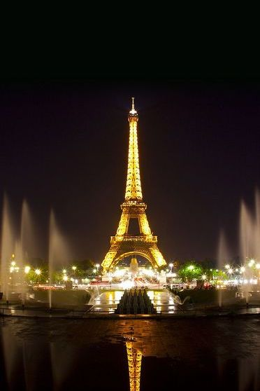 Paris Wonderful Night