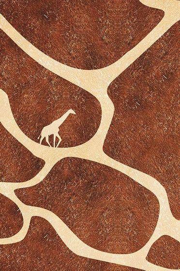 Giraffe In Giraffe