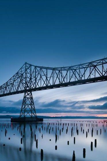 جسر أوريغون