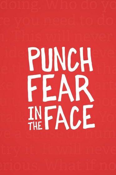 Punch Fear