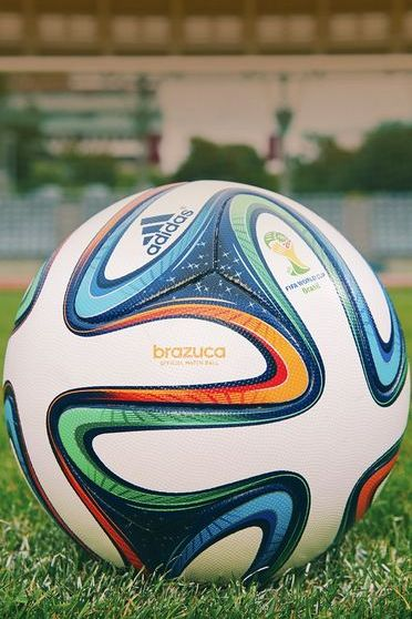 Brazuca Official Ball
