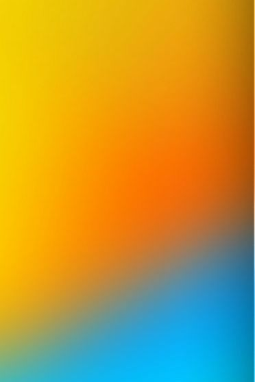 Yellow Orange Blue