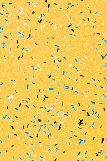 Confetti Yellow Sky