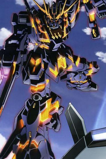 Lucha de Gundam