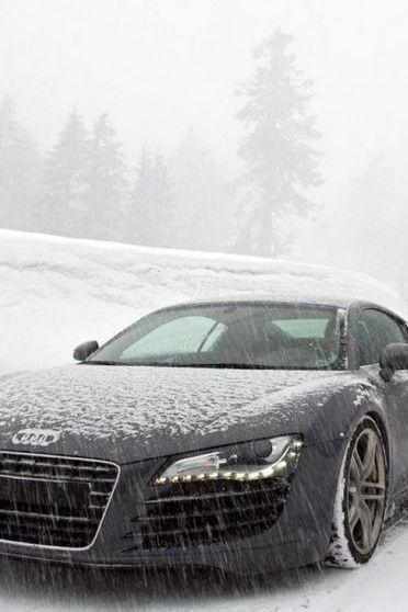 Audi Dalam Salji