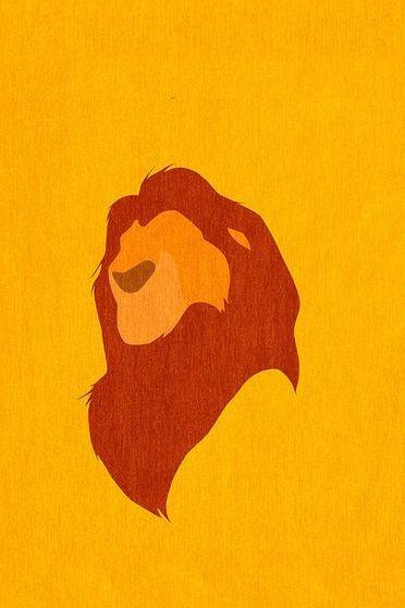 Lion King Minimal