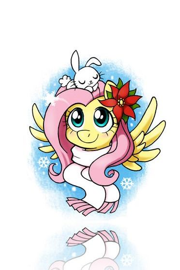 Holiday Fluttershy