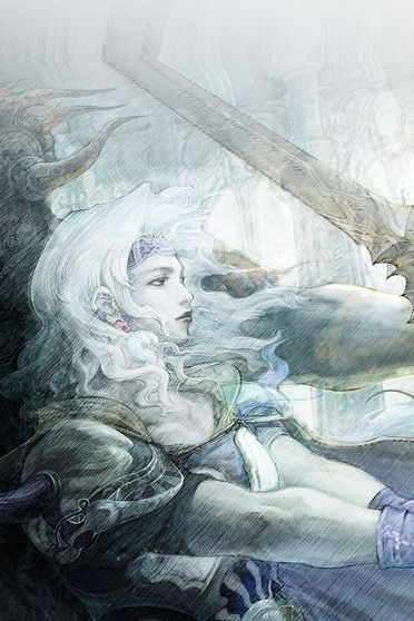 Final Fantasy Illustration