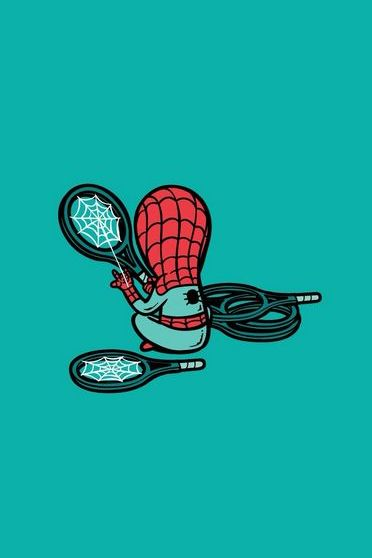 Spiderman Net Maker