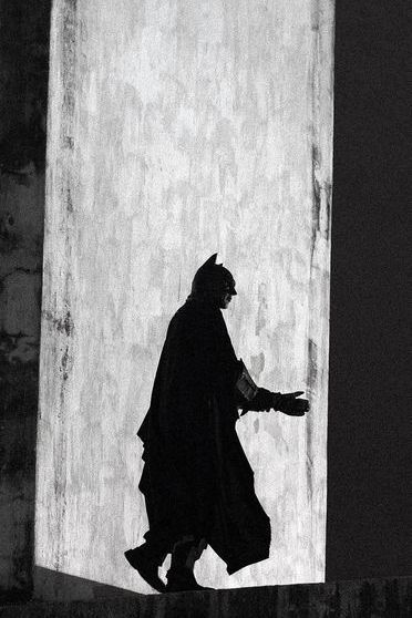 Batman Street Art
