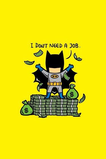 Rich Batman