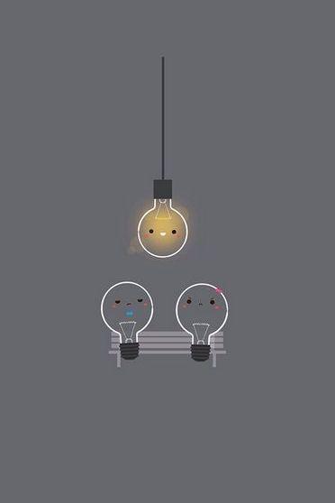Don't Be A Lightbulb