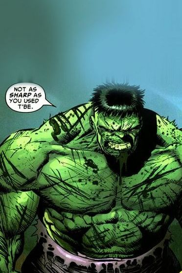 Hulk Talks