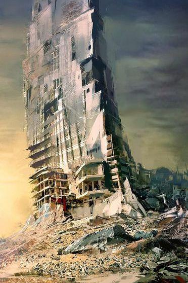City Ruins Fantasy