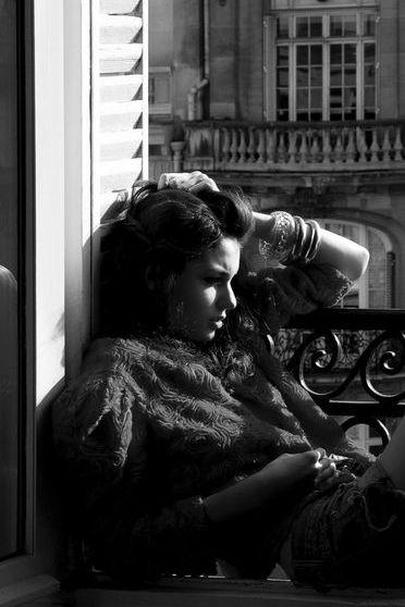 Kobiety w oknie