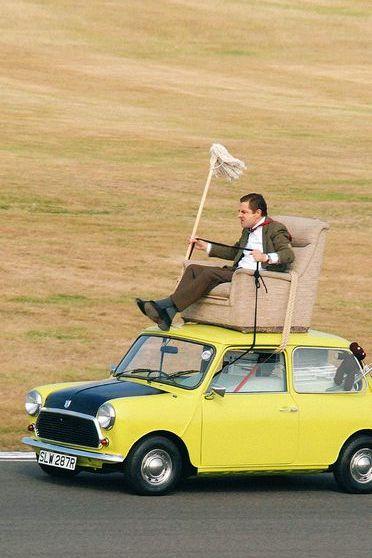 Mr Bean Drive